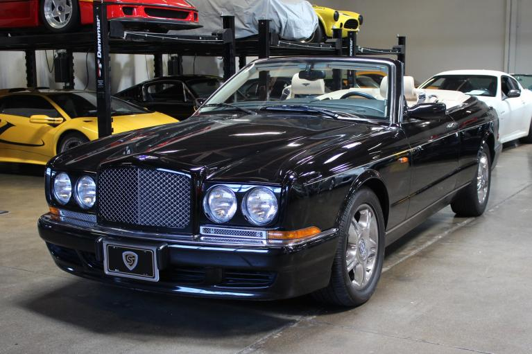 Used 2003 Bentley Azure for sale Sold at San Francisco Sports Cars in San Carlos CA 94070 3