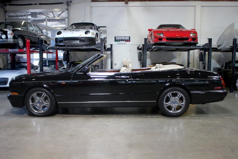 Used 2003 Bentley Azure for sale Sold at San Francisco Sports Cars in San Carlos CA 94070 4