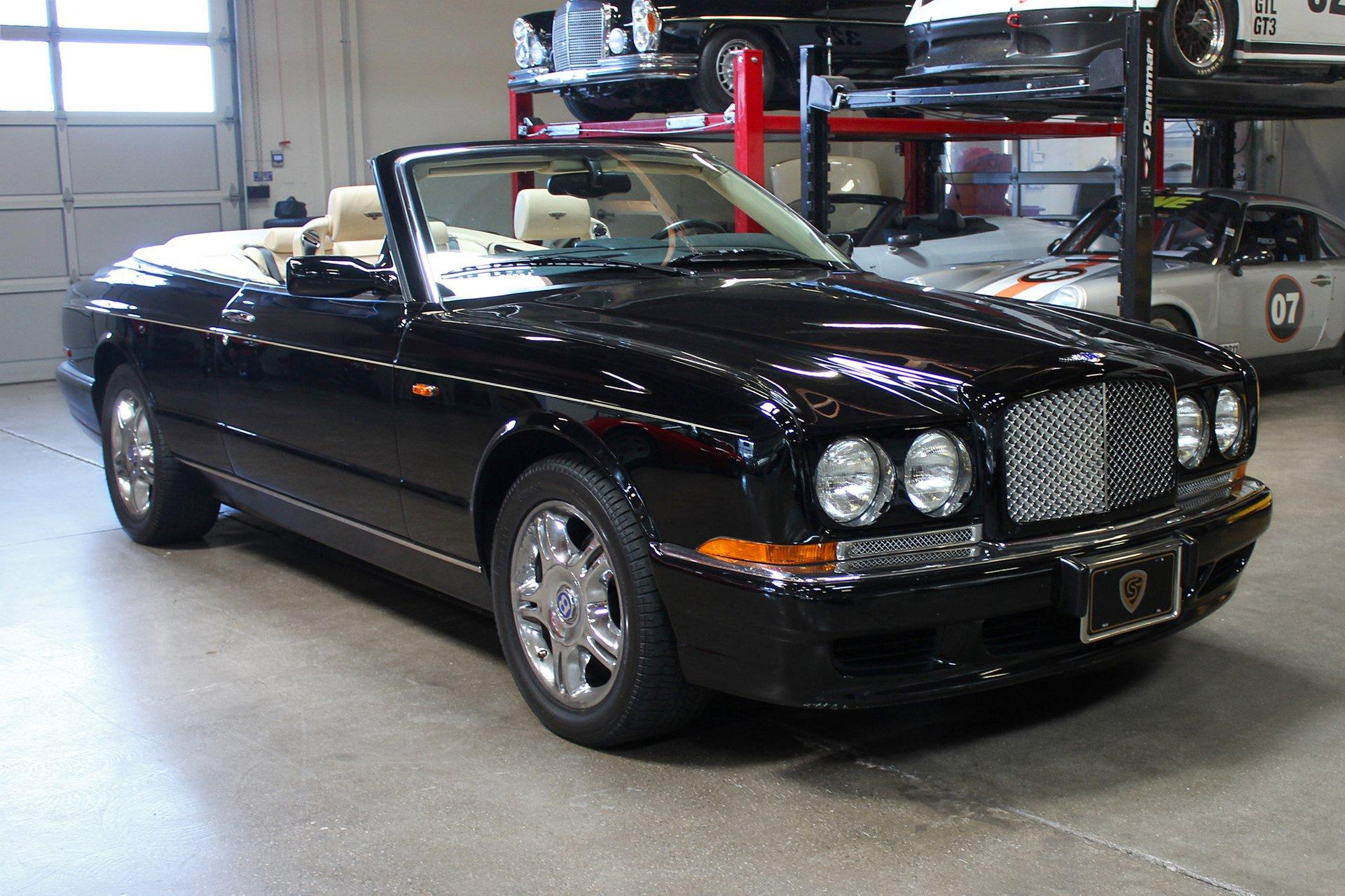 Used 2003 Bentley Azure for sale Sold at San Francisco Sports Cars in San Carlos CA 94070 1