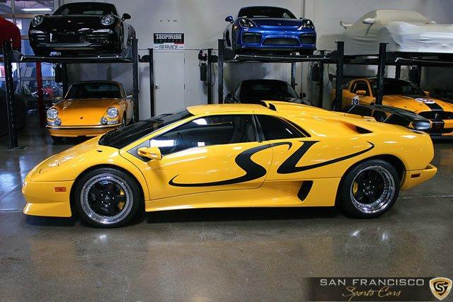 Used 1998 Lamborghini Diablo for sale Sold at San Francisco Sports Cars in San Carlos CA 94070 4