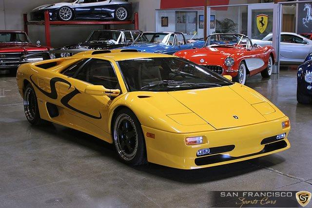Used 1998 Lamborghini Diablo for sale Sold at San Francisco Sports Cars in San Carlos CA 94070 1