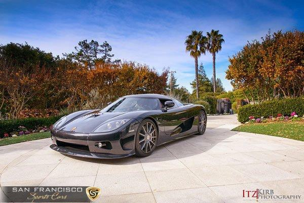 Used 2008 Koenigsegg CCX for sale Sold at San Francisco Sports Cars in San Carlos CA 94070 2