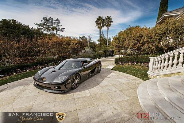 Used 2008 Koenigsegg CCX for sale Sold at San Francisco Sports Cars in San Carlos CA 94070 3