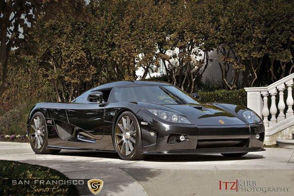 Used 2008 Koenigsegg CCX for sale Sold at San Francisco Sports Cars in San Carlos CA 94070 4