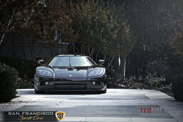 Used 2008 Koenigsegg CCX for sale Sold at San Francisco Sports Cars in San Carlos CA 94070 1