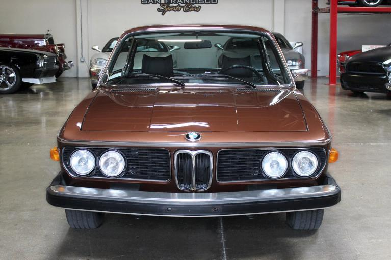Used 1974 BMW 3.0 CSA for sale Sold at San Francisco Sports Cars in San Carlos CA 94070 2