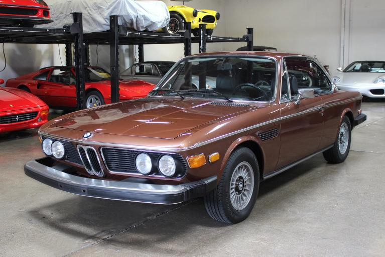 Used 1974 BMW 3.0 CSA for sale Sold at San Francisco Sports Cars in San Carlos CA 94070 3