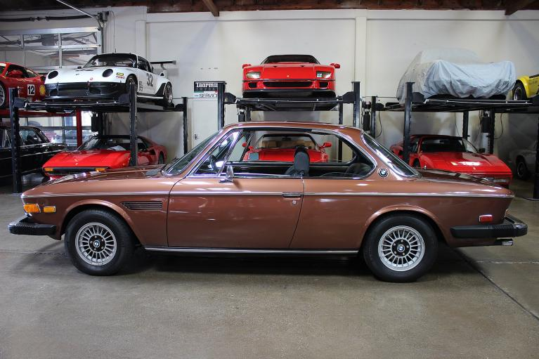 Used 1974 BMW 3.0 CSA for sale Sold at San Francisco Sports Cars in San Carlos CA 94070 4