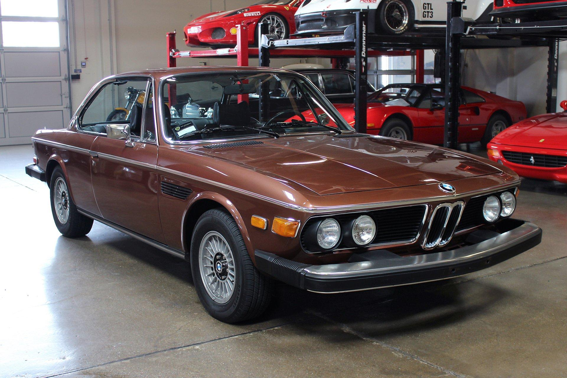 Used 1974 BMW 3.0 CSA for sale Sold at San Francisco Sports Cars in San Carlos CA 94070 1