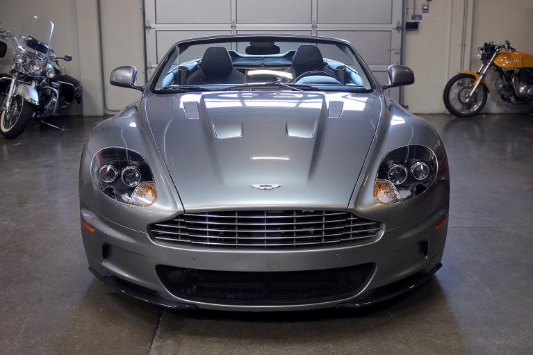 Used 2011 Aston Martin DBS for sale Sold at San Francisco Sports Cars in San Carlos CA 94070 2