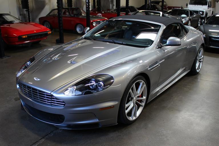 Used 2011 Aston Martin DBS for sale Sold at San Francisco Sports Cars in San Carlos CA 94070 3