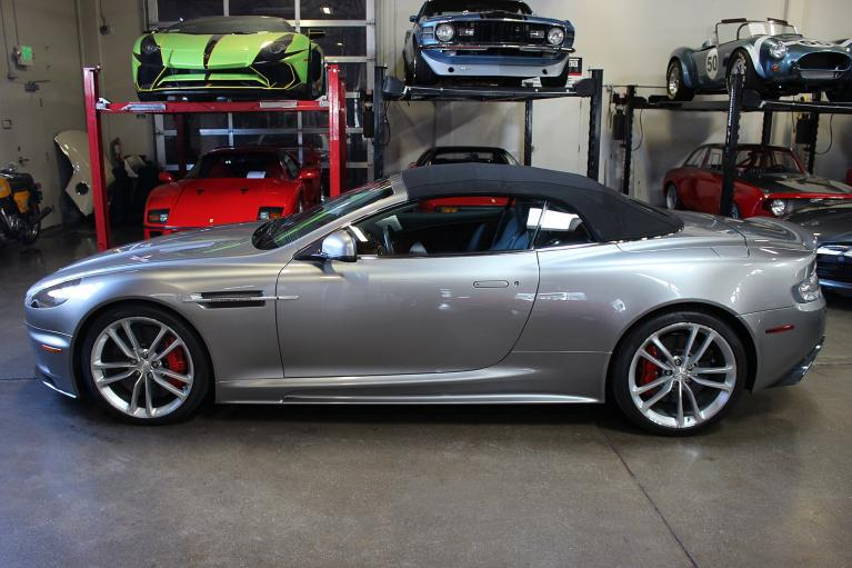 Used 2011 Aston Martin DBS for sale Sold at San Francisco Sports Cars in San Carlos CA 94070 4