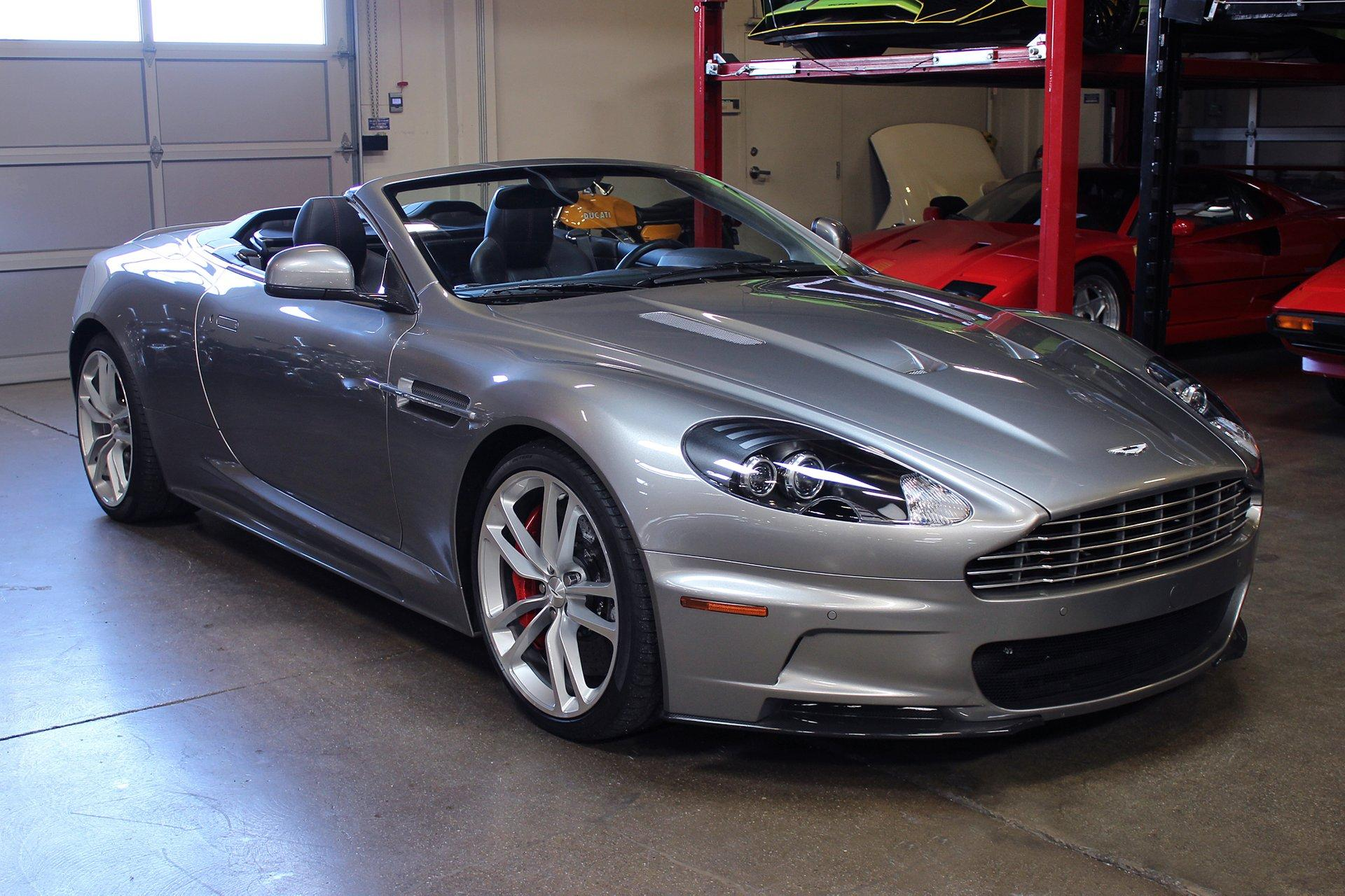 Used 2011 Aston Martin DBS for sale Sold at San Francisco Sports Cars in San Carlos CA 94070 1