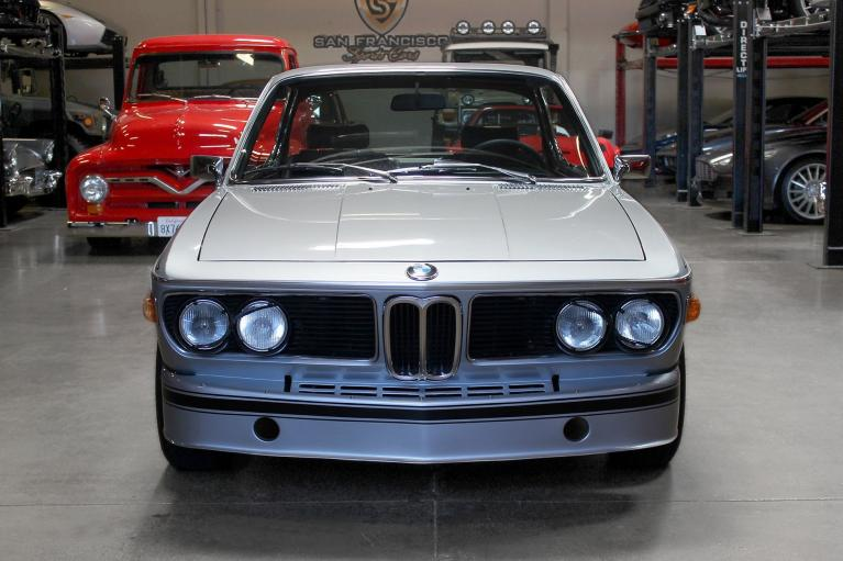 Used 1973 BMW 3.0CSL for sale $239,000 at San Francisco Sports Cars in San Carlos CA 94070 2