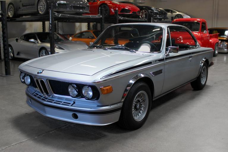 Used 1973 BMW 3.0CSL for sale $239,000 at San Francisco Sports Cars in San Carlos CA 94070 3