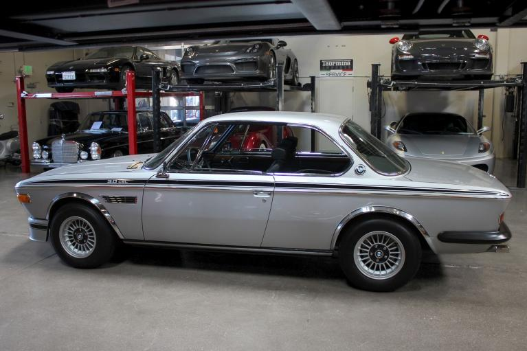Used 1973 BMW 3.0CSL for sale $239,000 at San Francisco Sports Cars in San Carlos CA 94070 4