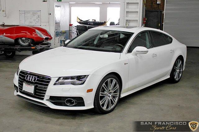 Used 2012 Audi A7 Quattro for sale Sold at San Francisco Sports Cars in San Carlos CA 94070 2
