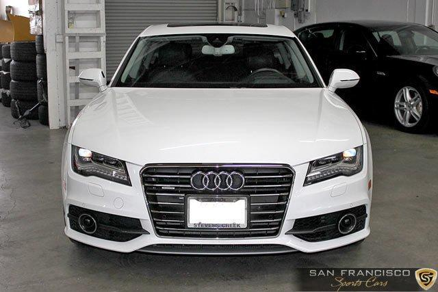 Used 2012 Audi A7 Quattro for sale Sold at San Francisco Sports Cars in San Carlos CA 94070 1