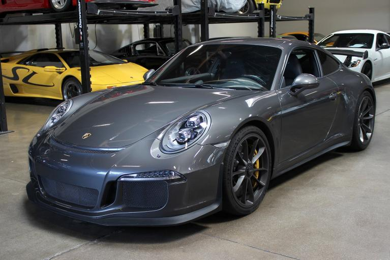 Used 2014 Porsche 911 GT3 for sale Sold at San Francisco Sports Cars in San Carlos CA 94070 3