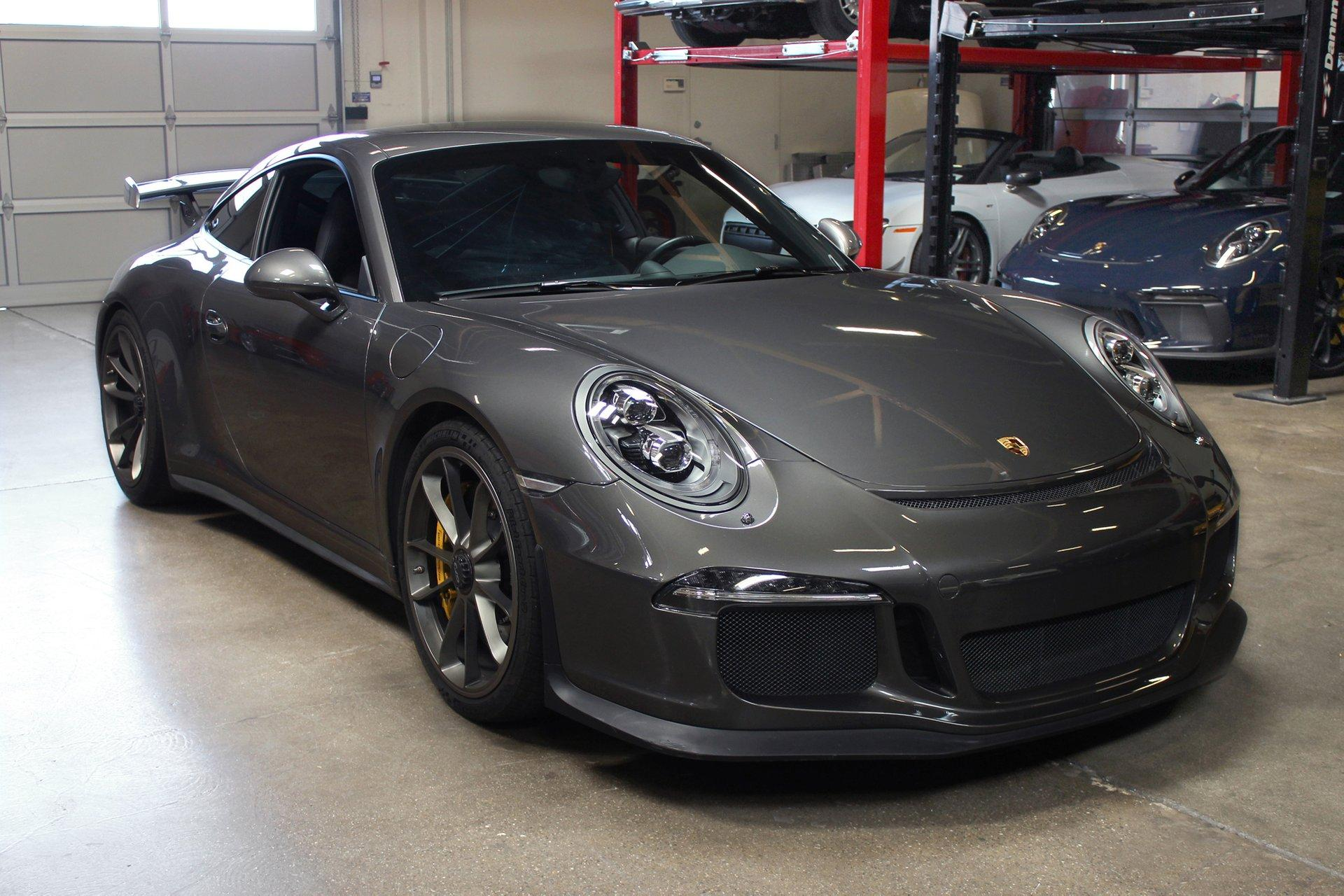 Used 2014 Porsche 911 GT3 for sale Sold at San Francisco Sports Cars in San Carlos CA 94070 1