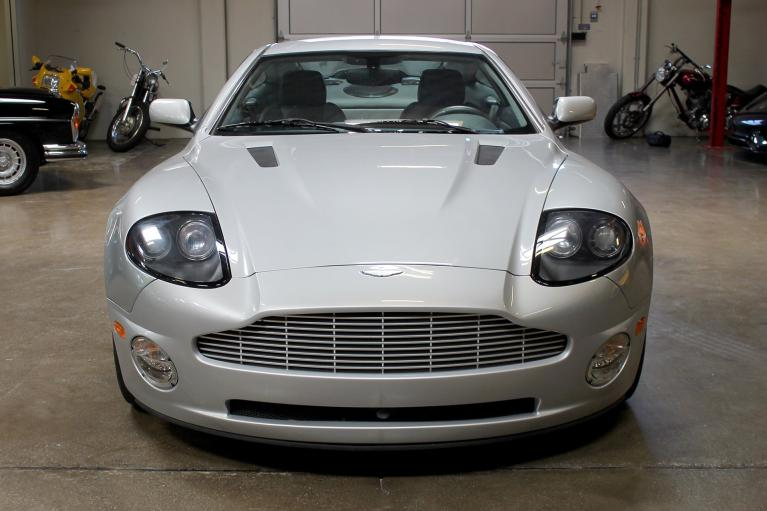 Used 2003 Aston Martin Vanquish for sale Sold at San Francisco Sports Cars in San Carlos CA 94070 2