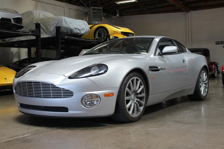 Used 2003 Aston Martin Vanquish for sale Sold at San Francisco Sports Cars in San Carlos CA 94070 3