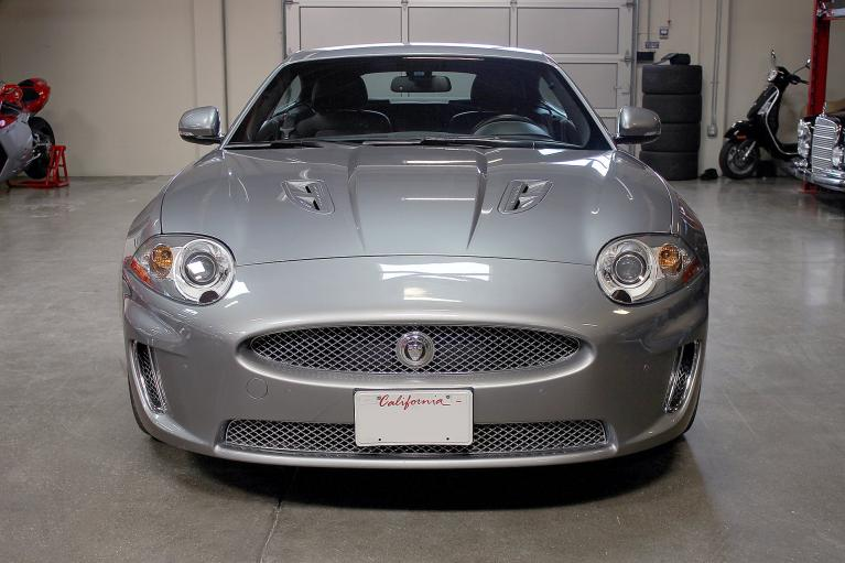 Used 2011 Jaguar XKR for sale Sold at San Francisco Sports Cars in San Carlos CA 94070 2