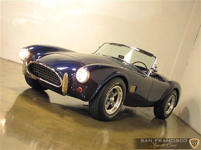 Used 1965 Shelby Cobra 289 for sale Sold at San Francisco Sports Cars in San Carlos CA 94070 2