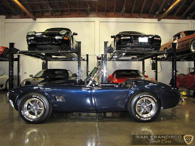 Used 1965 Shelby Cobra 289 for sale Sold at San Francisco Sports Cars in San Carlos CA 94070 3