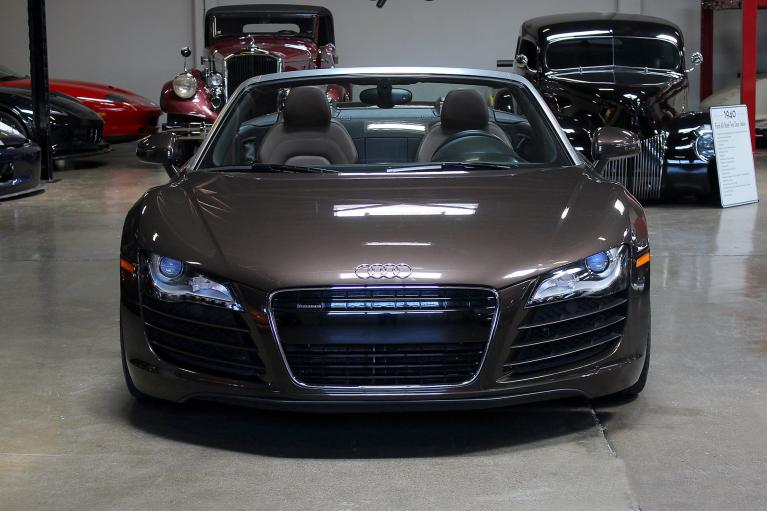 Used 2011 Audi R8 for sale Sold at San Francisco Sports Cars in San Carlos CA 94070 2