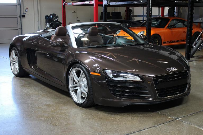 Used 2011 Audi R8 for sale Sold at San Francisco Sports Cars in San Carlos CA 94070 1