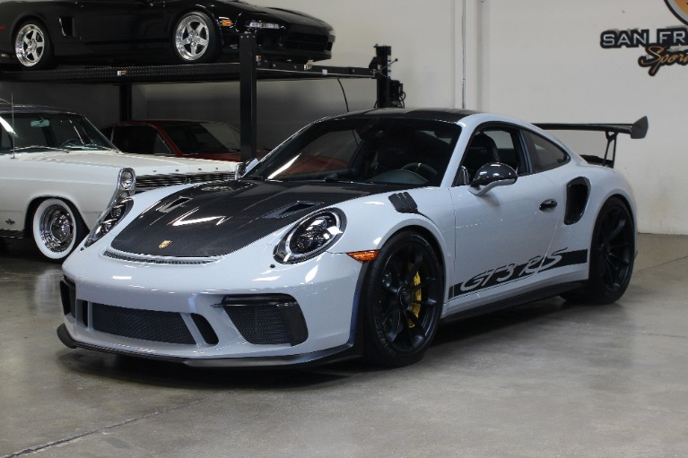 Used 2019 Porsche 911 for sale Sold at San Francisco Sports Cars in San Carlos CA 94070 3