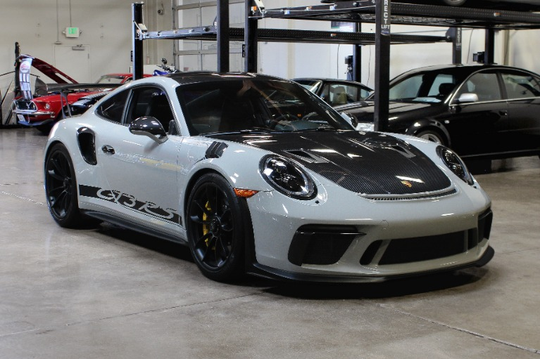 Used 2019 Porsche 911 GT3 RS for sale $259,995 at San Francisco Sports Cars in San Carlos CA