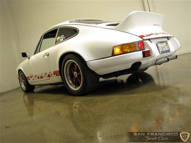 Used 1970 Porsche 911 Carrera RS Clone for sale Sold at San Francisco Sports Cars in San Carlos CA 94070 4