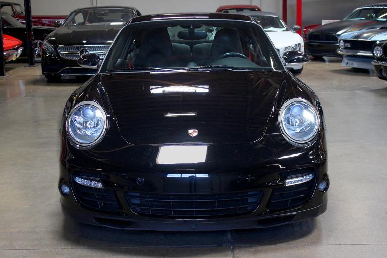 Used 2008 Porsche 911 Turbo for sale Sold at San Francisco Sports Cars in San Carlos CA 94070 2
