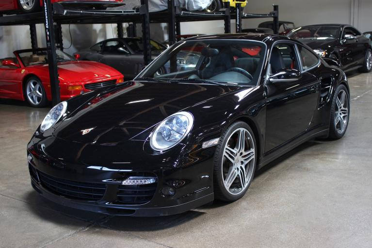 Used 2008 Porsche 911 Turbo for sale Sold at San Francisco Sports Cars in San Carlos CA 94070 3