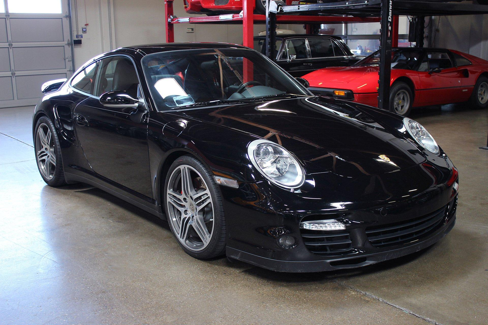 Used 2008 Porsche 911 Turbo for sale Sold at San Francisco Sports Cars in San Carlos CA 94070 1