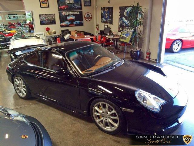 Used 2004 Porsche 911 GT3 for sale Sold at San Francisco Sports Cars in San Carlos CA 94070 4