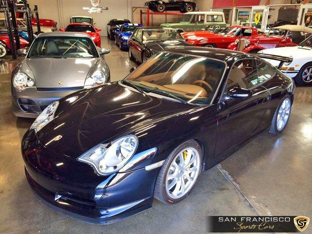 Used 2004 Porsche 911 GT3 for sale Sold at San Francisco Sports Cars in San Carlos CA 94070 1