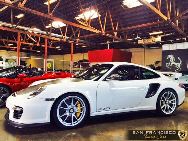 Used 2011 Porsche 911 GT2 RS for sale Sold at San Francisco Sports Cars in San Carlos CA 94070 1