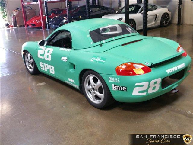 Used 1999 Porsche Boxster Spec Racer for sale Sold at San Francisco Sports Cars in San Carlos CA 94070 3