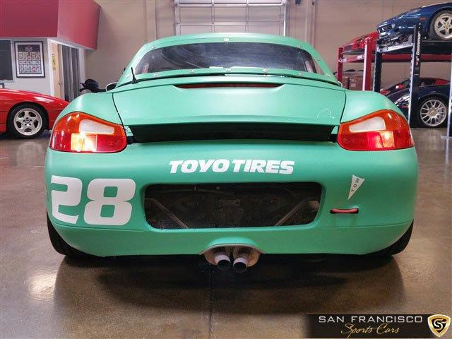 Used 1999 Porsche Boxster Spec Racer for sale Sold at San Francisco Sports Cars in San Carlos CA 94070 4