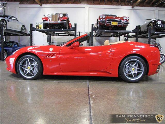 Used 2010 Ferrari California for sale Sold at San Francisco Sports Cars in San Carlos CA 94070 3