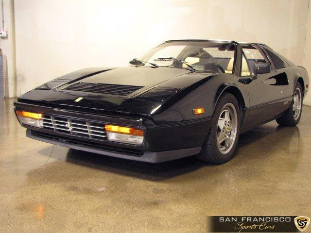 Used 1989 Ferrari 328 GTS for sale Sold at San Francisco Sports Cars in San Carlos CA 94070 2