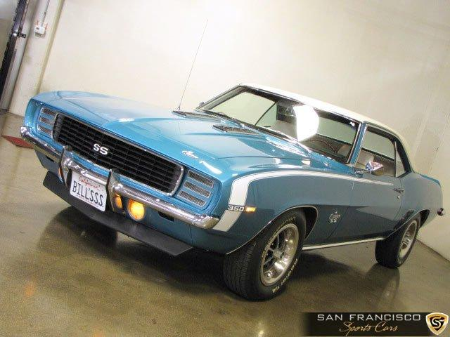 Used 1969 Chevy Camaro RS/SS for sale Sold at San Francisco Sports Cars in San Carlos CA 94070 2