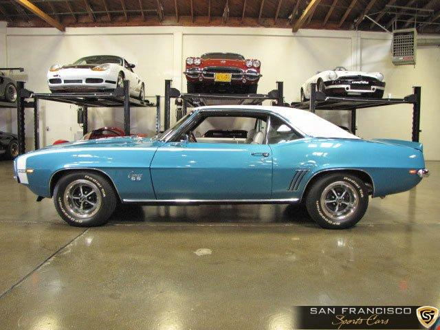 Used 1969 Chevy Camaro RS/SS for sale Sold at San Francisco Sports Cars in San Carlos CA 94070 3