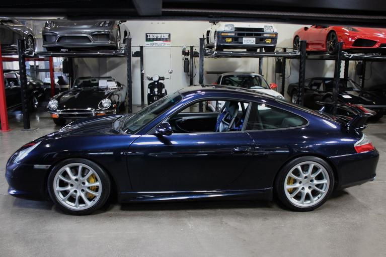 Used 2004 Porsche 911 for sale Sold at San Francisco Sports Cars in San Carlos CA 94070 4