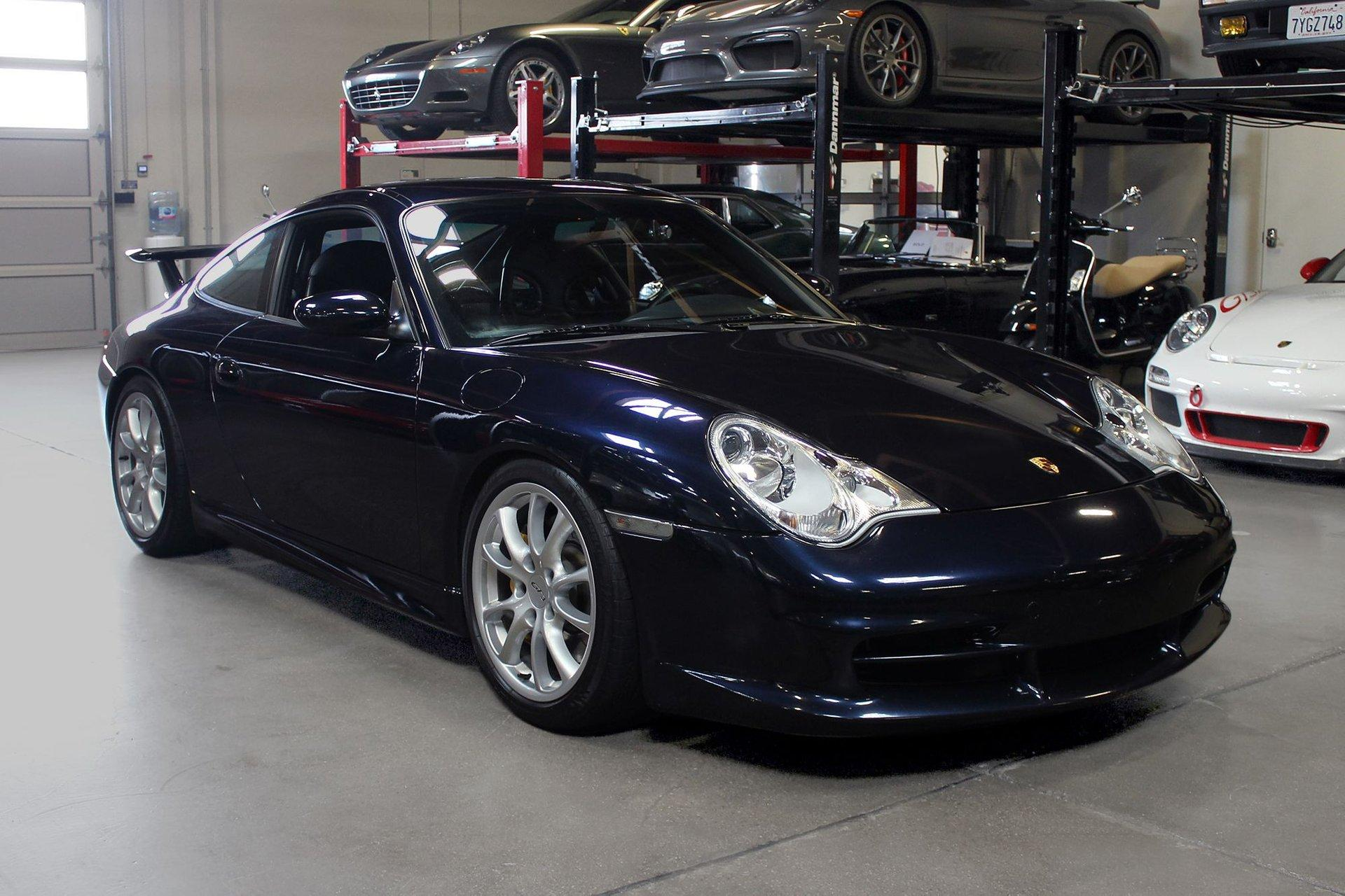 Used 2004 Porsche 911 for sale Sold at San Francisco Sports Cars in San Carlos CA 94070 1