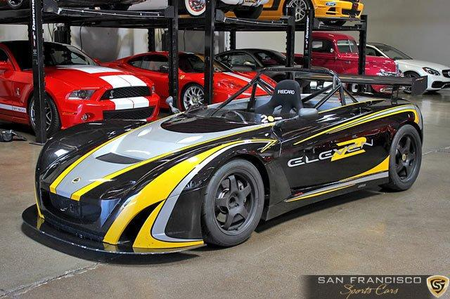 Used 2009 Lotus 2 Eleven for sale Sold at San Francisco Sports Cars in San Carlos CA 94070 1