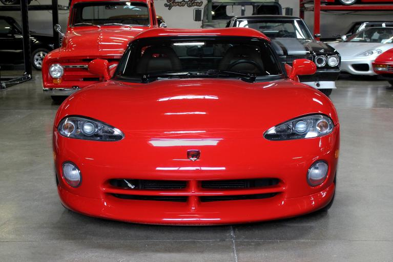 Used 1995 Dodge Viper for sale Sold at San Francisco Sports Cars in San Carlos CA 94070 2